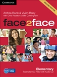 Face2Face Elementary Testbuilder CD-Rom/Audio CD Second Edition