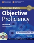 Objective Proficiency Second Edition Workbook with answers & Audio CD
