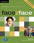 Face2Face Advanced Second Edition Workbook without Key