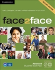 Face2Face Advanced Second Edition Student's Book Pack