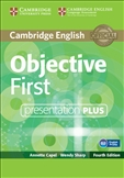Objective First Fourth Edition Presentation Plus DVD-ROM