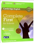 Complete First for Schools Student's Pack (Student's...
