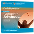 Complete Advanced Second Edition Class Audio CDs (3) (2015 Exam)