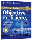 Objective Proficiency Second Edition Student's Book...