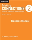 Making Connections Second Edition Skills and Strategies...