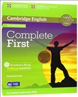 Complete First Second Edition Student's Book Pack without Key