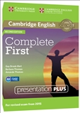 Complete First Second Edition Presentation Plus DVD-ROM