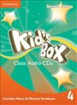 Kid's Box Level 4 Second Edition Class Audio CD