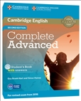 Complete Advanced Second Edition Student's Book with...