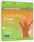 Complete First for Schools Workbook without answers...