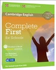Complete First for Schools Student's Book without...