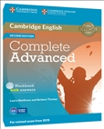 Complete Advanced Second Edition Workbook with answers...