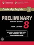 Cambridge English Preliminary 8 Student's Book with...
