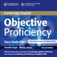 Objective Proficiency Second Edition Class Audio CD (2)