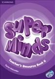 Super Minds 6 Teacher's Resource Book with Audio CD