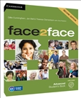 Face2Face Advanced Second Edition Student's Book with DVD-Rom