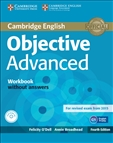 Objective Advanced Fourth Edition Workbook without...