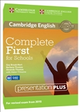 Complete First for Schools Presentation Plus DVD-ROM...