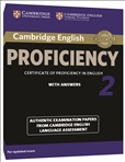Cambridge English Proficiency 2 Student's Book with Key...