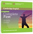 Complete First Second Edition Student's Class Audio CD