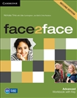 Face2Face Advanced Second Edition Workbook with Key