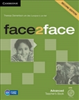 Face2Face Advanced Second Edition Teacher's Book with DVD-Rom