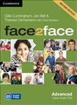 Face2Face Advanced Second Edition Class Audio CD