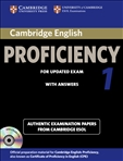 Cambridge English Proficiency 1 Student's Book with...