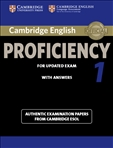 Cambridge English Proficiency 1 Student's Book with Key...