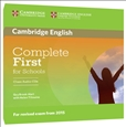 Complete First for Schools Class Audio CD (2) (2015 Exam)