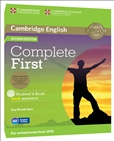 Complete First Student's Book Pack (Student's Book With...