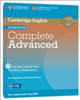 Complete Advanced Second Edition Teacher's Book with...