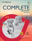 Complete Preliminary Teacher's Book with Online...