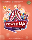 Power Up 3 Activity Book with Online Resources and Home Booklet