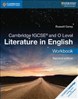 Cambridge IGCSE and O Level Literature in English Workbook