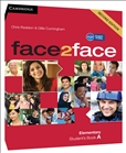 Face2Face Elementary Second Edition Student's Book Part A