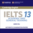 Cambridge IELTS 13 Audio CD