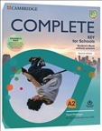Complete Key for Schools Second Edition Student's Book...