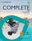 Complete Key for Schools Second Edition Teacher's Book...