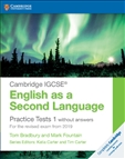 Cambridge IGCSE English as a Second Language Practice...