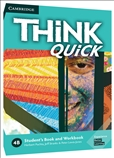 Think Quick 4B Combo Student's Book and Workbook