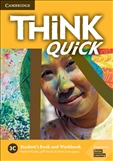 Think Quick 3C Combo Student's Book and Workbook