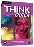 Think Quick 2A Combo Student's Book and Workbook