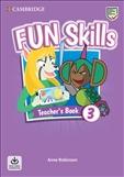 Fun Skills 3 Teacher's Book with Downloadable Audio