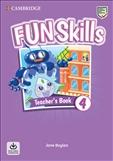Fun Skills 4 Teacher's Book with Downloadable Audio