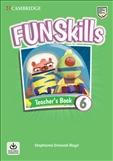 Fun Skills 6 Teacher's Book with Downloadable Audio