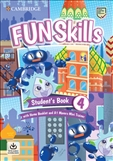 Fun Skills 4/Movers Student's Book with Home Booklet,...