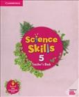 Science Skills 5 Teacher's Book with Online Audio