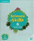 Science Skills 6 Teacher's Book with Online Audio