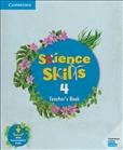 Science Skills 4 Teacher's Book with Online Audio